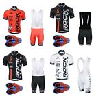 Cycling Jersey & Bib Shorts Rock Racling Breathable Quick Dry S-5XL 4 TYPES