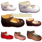NEW IN! Spanish Style Infant Todddler Christening Wedding Party Shoes SEVVA