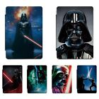 Star Wars Darth Vader Patterned Smart Case For iPad 2 3 4 5 Air Mini Pro 104C $13.99 AUD