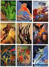 1993 SkyBox Marvel Masterpieces X-men Base Card You Pick Finish Your Set 1-90