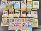 Pokemon Cards Bulk Bundle Sets - x50, x100, x1000 Common-Uncommon Mixed