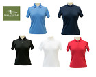 NEW Page & Tuttle Woman's Golf Shirt, Cool Swing/Moisture Wicking/Anti-Bacterial