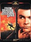 From Russia with Love (DVD, 2000) Sean Connery *Brand New* *Free Shipping* $8.66 USD