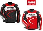 Ducati Sport C2 Perforated Leather Jackets By Dainese sz 52,54 and 56 Euro