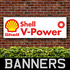 Shell V Power PVC Banner Outdoor Fuel Gas Signs (BANPN00261)