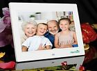 "Digital Photo Frame 7"" HD Video Player Digital Picture Frame with Music Calendar"