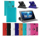 "360  Folio Leather Case Cover For Universal Android Tablet PC 7"" 8"" 9"" 10"" 10.1"""