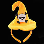 Cute Lovely Halloween Headband Hair Hoop Pumpkin Bat Skull Web Headwear