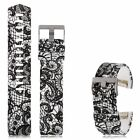 Colors Replacement Rubber Band Strap Wristband Bracelet For Fitbit Charge 2 CA