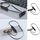 Wireless Magnetic Stereo Bluetooth Headset Sports Earphone Earbuds Headsets X1