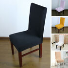 Chair Covers Elastic Spandex Wedding Banquet Anniversary Party Decor - 5 Colours