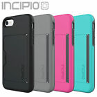 Incipio Stowaway Credit Card ID Pocket Case w/ Kickstand for iPhone 7 7+ 8 PLUS