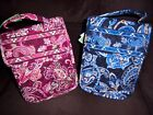 VERA BRADLEY OUT TO LUNCH BAG IN WINDSOR NAVY