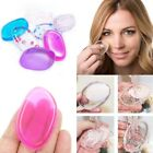 New Silicone Gel Transparent Foundation Clear Makeup Puff Cosmetic Tools Sponge