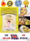 ☆☆NEW☆☆24K Gold Collagen Face Mask Powder Anti-Aging Anti-Wrinkle Spa Treatment