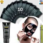Purifying Black Peel-off Mask Facial Cleansing Blackhead Remover carbon Charcoal