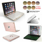 "Backlit Bluetooth Keyboard Smart Case Cover For Ipad 9.7"" 2017 Air 2/1 Mini Pro"