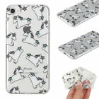 Fashion Rubber Pattern Soft TPU Silicone Gel Back Case Cover For Huawei Sony