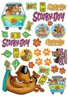 "EDIBLE PRECUT 31pc SCOOBY DOO ICING CAKE TOPPERS or 12/24 x 1.5"" CUPCAKE TOPPERS"