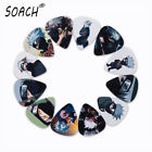 Lot Mix 0.71mm Japanese Anime Naruto Acoustic Electric Guitar Picks Plectrums