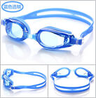 Blue Optical Myopia Sportwear Nearsight Glasses Swimming Antifog Goggles