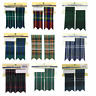 More images of New BNWT Scottish Highland Wedding Kilt Flashes in Various Colours