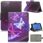 """Gift For Samsung Galaxy Tab E 7.0"""" 8.0"""" 9.6"""" Tablet Universal Leather Case Cover"""