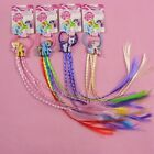 My Little Pony Girl Kids Hair Ties Clips SET Wigs Hairpiece Cosplay Props Gifts