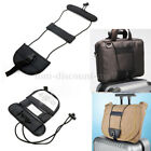 Add A Bag Strap Luggage Suitcase Adjustable Belt Carry On Bungee Travel 1/2PCS