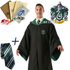 Harry Potter Hermion Cosplay Robe Costume Gryffindor Tie Set for Adults Kids UK