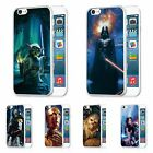 Star Wars Patterned Print Ultra Slim Soft Case For iPhone 5 6 7 8 SE PLUS 102C $4.99 AUD