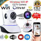 720P HD WIRELESS WIFI IP HOME SECURITY NETWORK CCTV NIGHT VISION BABY/PET CAMERA