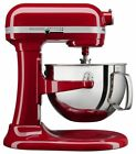 KitchenAid Refurbished Professional 600 6 qt Bowl Lift Bowl Stand Mixer Onyx