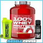 SCITEC NUTRITION 100% WHEY PROTEIN PROFESSIONAL 2350G ISOLATE & CONCENTRATE