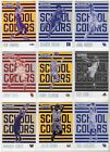 2016-17 Panini Contenders Draft Picks School Colors You Pick Finish Your Set