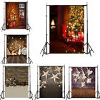3x5FT 5x7FT Christmas Photography Backdrop Wall Photo Background Props Studio