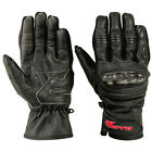 Peforated Motorbike Genuine Leather Gloves