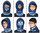 UNISEX WINDPROOF FLEECE BALACLAVA , MONKEY CAP, FACE MASK