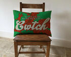 Only Welsh Can Cwtch Long Cushion Covers Pillow Cases Home Decor Inner