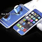Mirror Tempered Glass Front+Back Screen Protector For iphone 5/5S 6/6S 7/7 Plus