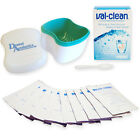 Val-Clean & Dental Bath ~ Flexible Denture Cleaner Sachets for Valplast Partials