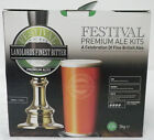 Festival Landlords Finest Bitter 4.3% abv Homebrew Ale Beer Kit Makes 40 Pints