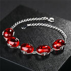Fashion Jewelry Minerals Crystal Diamond Girl Bracelet Hand Chain LS6021