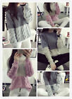 Women's Long Sleeve Knitted Pullover Jumper Casual Sweater Knitwear Warm Tops