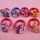 My Little Pony Hair Elastic Hair Clips Sleepies Kids Girl FAST FREE DISPATCH lot