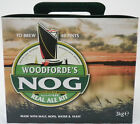 Woodfordes Nolfolk Nog 4.5%abv homebrew dark ale beer making kit makes 40 pints