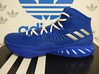 NEW AUTHENTIC ADIDAS Crazy Explosive 2017 Men's Basketball Shoes - Royal; BY3770