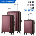 """Luggage Set Travel  Suitcase Expandable Spinner Wheels Carry on Bag 20""""/24""""/28"""""""