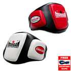 MORGAN V2 PROFESSIONAL JUMBO BELLY PAD - trainer boxing combos strike shield