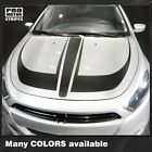 Dodge Dart 2013-2018 Hood Accent Stripes Decals (Choose Color) $58.8 USD on eBay